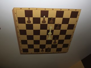 Chess apartment