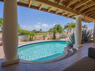 2 bedroom villa with golf course