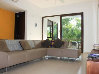 KM8 Great Terrace with Pool View, Akumal