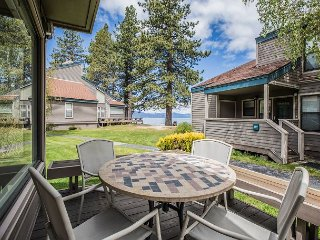 Lakeland Village #603 Robin's Nest- Lake View, Tennis, Updated 4BR/3BA + Loft, South Lake Tahoe