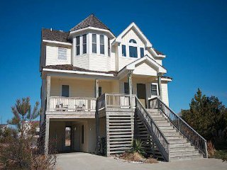 6 Bedroom Soundside House, Nags Head