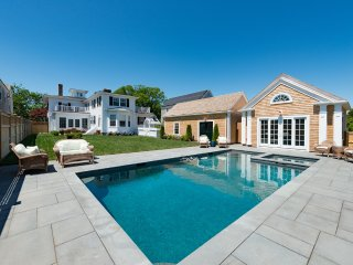 CARLP - Distinctive Luxury All New For Summer 2016, Heated Pool 16 x 32, Edgartown