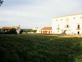 Dependance in a typical Masseria of 1700 in the countryside of Noci, Puglia.