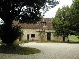Maison Périgourdine du XVIème en pierres, Campsegret