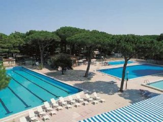 Chalet at Sea Adriatic - Mare Pineta Camping ****