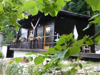 Chalet dans la verdure - Super vue sur Grenoble