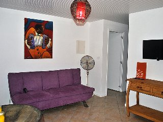 CoCoKreyol - ' Saint Kitts ' Appartement 2 pieces, Trois-Ilets