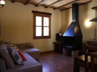 Apartamento romántico de Montaña, la Francisqueta, Tuixent