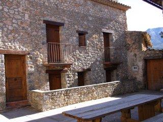 Apartamento con altillo en el Pirineo(Ca la Maria)