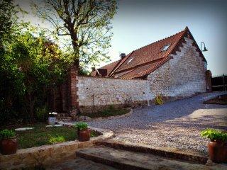 Chez Fifine, gîte d'étape en Artois près d'Arras, Mont-Saint-Éloi