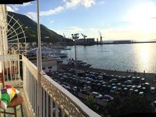 Sea view apartment near Sorrento and Pompeii