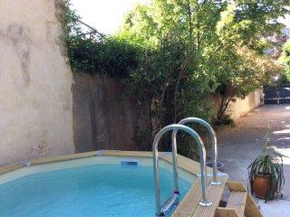 special  nimes avec piscine