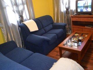 PISO COQUETO , TRANQUILO Y AMPLIO   CON WIFI  (  IDEAL FAMILIAS  O GRUPOS ), Aviles