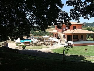 4 bedroom/3bathroom Villa with 12x6m Swimming Pool, Castel Giuliano