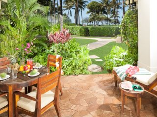 Villa 110 Beach Level 3 Bed Pool & Ocean Views, Kahuku