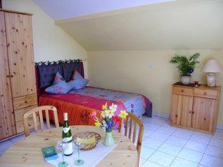 Gite La Maison Bleue en Alsace a Bergheim