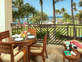 Villa 203 Second Level 3 Bed (or 4 Bed with Adjoining Studio) Direct Ocean Views, Kahuku