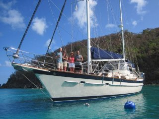 Sailing & Adventures on Your Own Charter Yacht, Charlotte Amalie