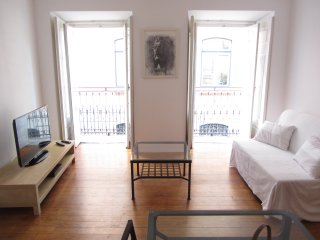 City Center Two Bedroom & Terrace, Lisboa