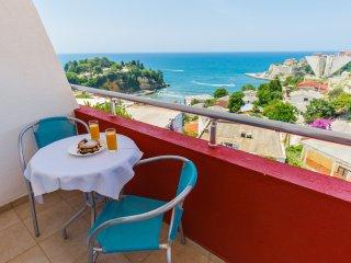 Apartments Bonita - Double Room with Sea View 203, Ulcinj
