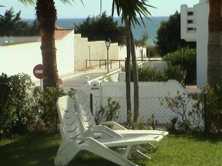 Beach la Barrosa house
