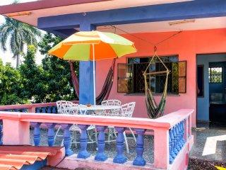 Casa Santa Fe - Studio A near beach, Havana, Cuba
