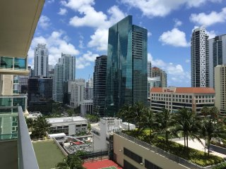 2BR Fully Furnished Apartment in Brickell, Miami