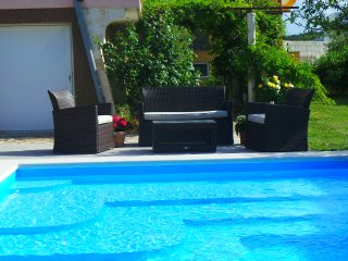 Apartment Zaton with swimming pool for relax vacay