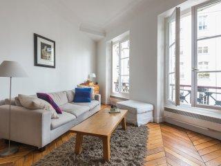 One Fine Stay - Rue de Saintonge II apartment, Paris
