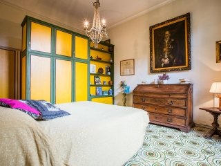Milena Classy Mansion - green and central position, Florencia