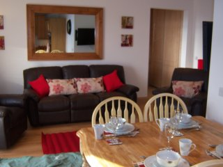 cotage with private hottub, wifi, full sky tv, Dalbeattie