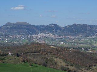 Baroncelli Bellavista di Mengara Appart. AQUILOTTO, Gubbio