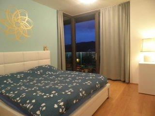 50 Shades of Blue Apartment close to City Center, Liubliana