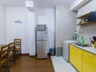 Open/Spacious 1bdr/1lvr apt Fully Equipped L3/4/11, Shanghai