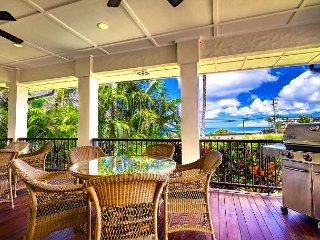 Makala'e: Luxurious 5 bed/5 bath Ocean View Villa!, Koloa