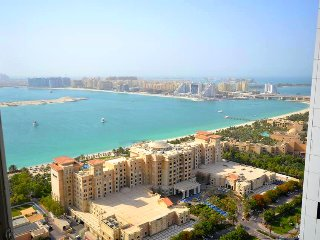 Ocean Heights 3002, Cosy 1BR with Sea View, Dubai