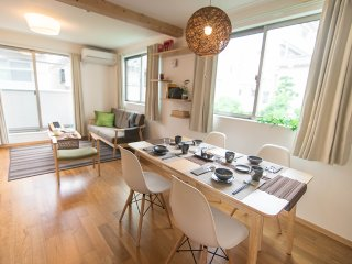 New Private Big House w/ Parking, Ikebukuro 3 mins, Bunkyo