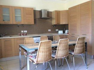 Sliema Luxury side-seaview 3 bedroom modern apartm