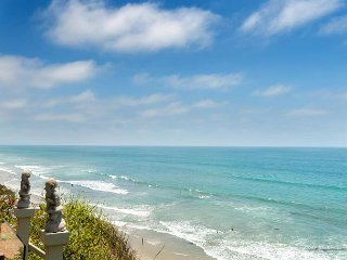 Charming Romantic Oceanfront Rental Designer Decorated & A/C Equipped, Encinitas