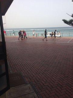 Primera línea Playa de las Canteras