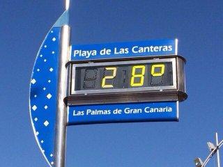 Apartamento primera línea de Playa de Las Canteras, Las Palmas de Gran Canaria