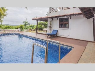 4 bedroom Presidential Garden Villa in Sinquerim