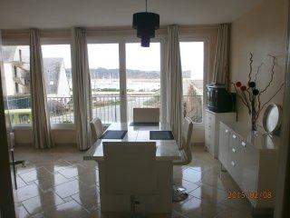 appartement sur le port, Trebeurden