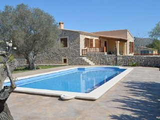 Villa with pool in Artà-Es Claper, Arta