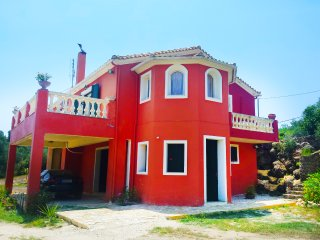 Villa Anta near Ermones beach, Agios Ioannis