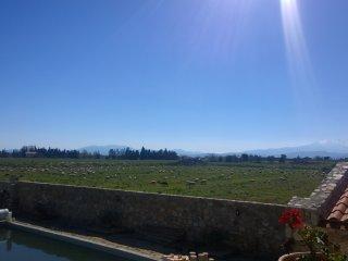 Mas Granata - vue exceptionnelle sur le canigou, Perpignan