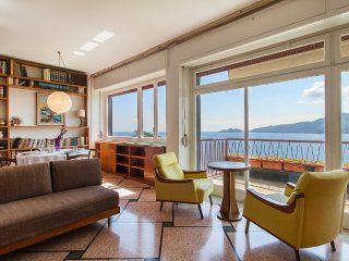 Dolce Acqua apartment with amazing view, Rapallo