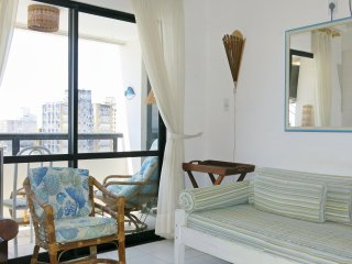 1-bedroom with sea view in Barra, Salvador