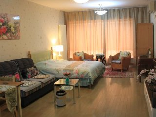 Apartment in CBD Center, Enjoy like a local, Pékin