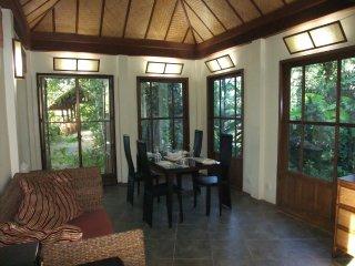 Baan Sammi Nature Resort — Lakeside Plumeria Home in Nature